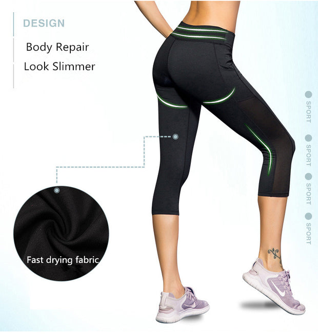 Slim Pocket Leggings