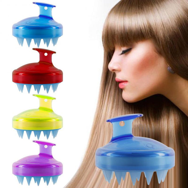 Wet/Dry Hair Scalp Massager