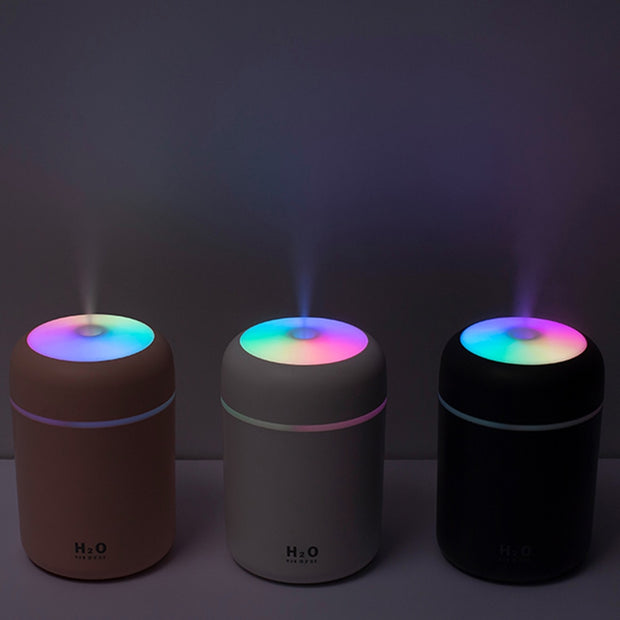 Portable Humidifier/Diffuser