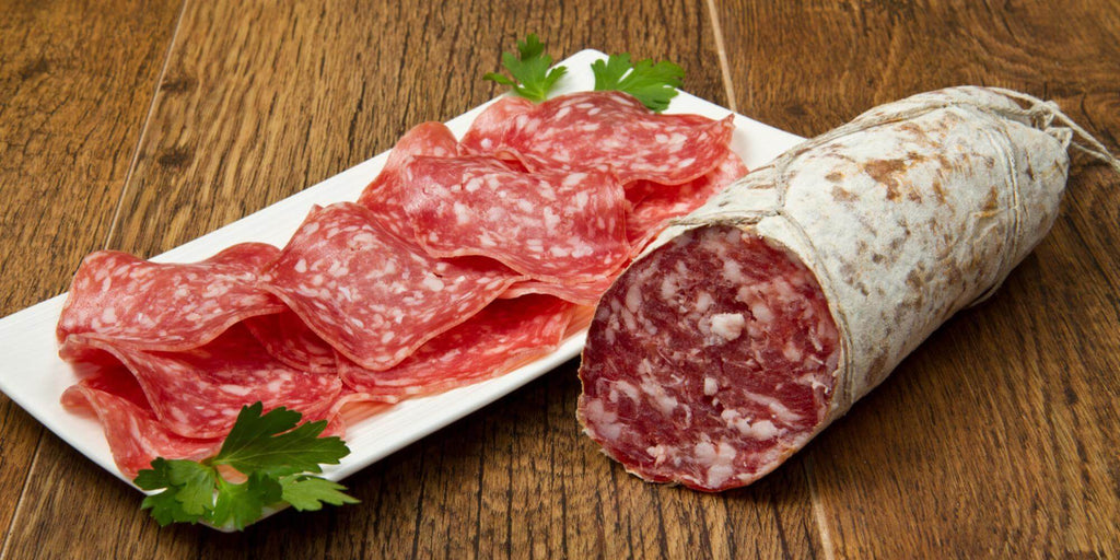 Types of cured meat EXPLAINED: Salami