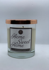 Home Sweet Home Candles - Swirly