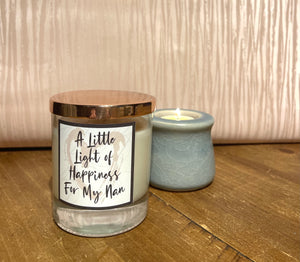 A Little Light of Happiness on Mothers Day (Personalised)