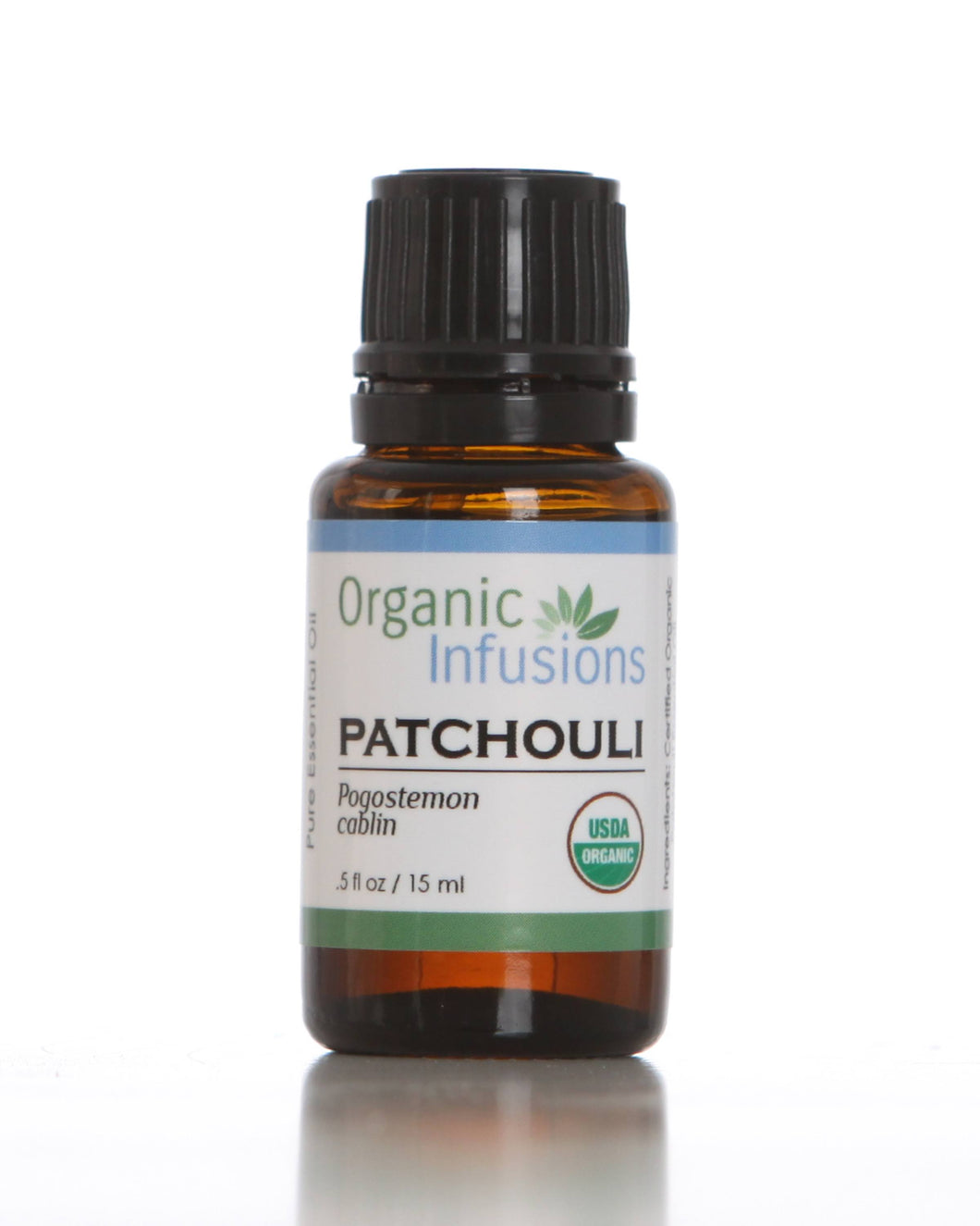 Organic Infusions Patchouli Essential Oil