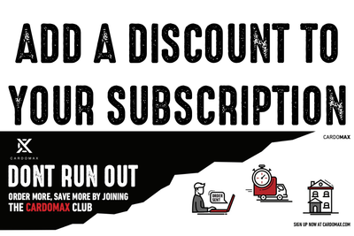 Adding a Discount Code To Your Subscription