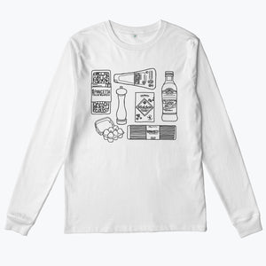 Carbonara Long Sleeve
