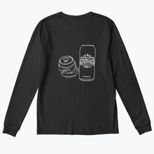 Load image into Gallery viewer, Black Stella Long sleeve