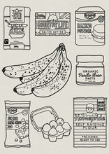 Load image into Gallery viewer, Banana Bread print A5