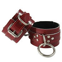 Candy Apple Wrist Restraints