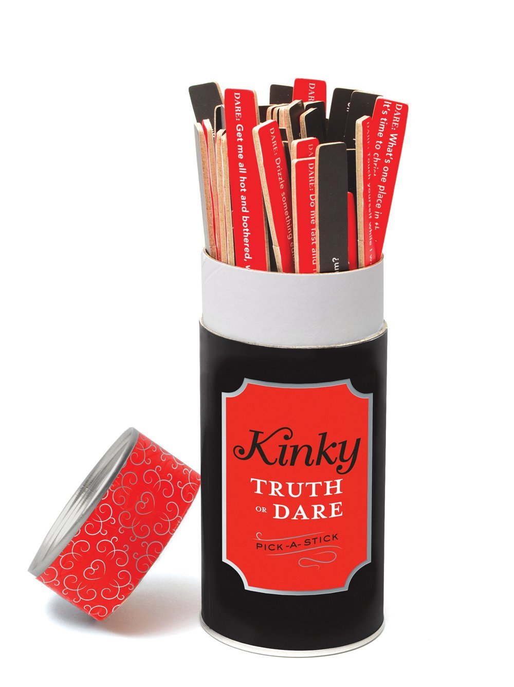 Kinky Truth or Dare Pick-A-Stick