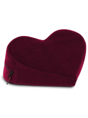 Liberator Heart Wedge Positioning Pillow