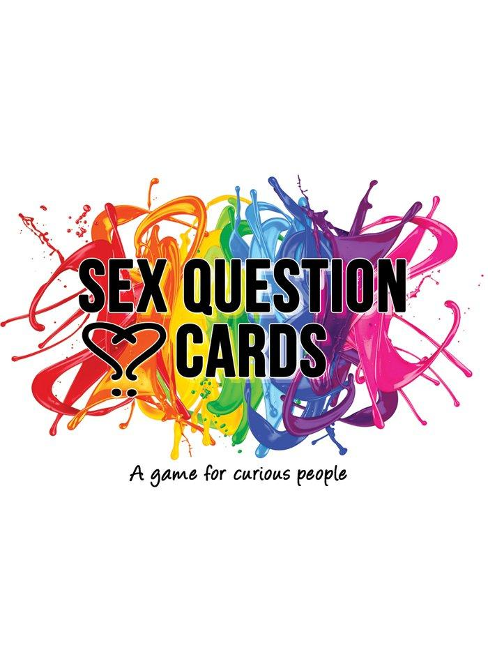 Sex Question Cards