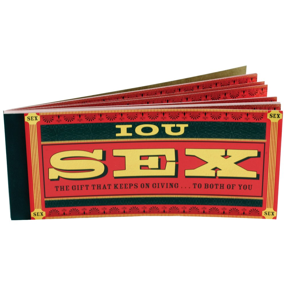 IOU Sex Book