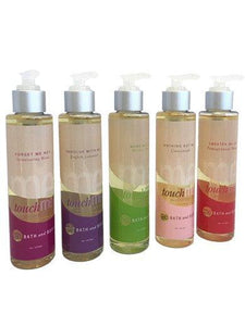Touch Me Natural Massage Oil