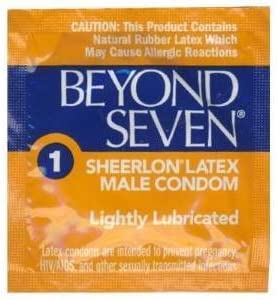 Beyond 7 Ultra Thin Condom