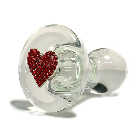 Red Heart Small Stem Sm