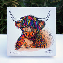Load image into Gallery viewer, Ali's Mulicoloured Cow