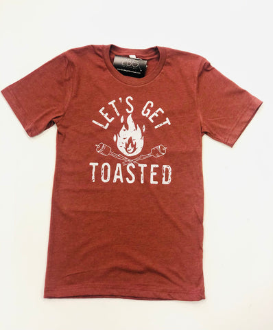 Let's Get Toasted Tee