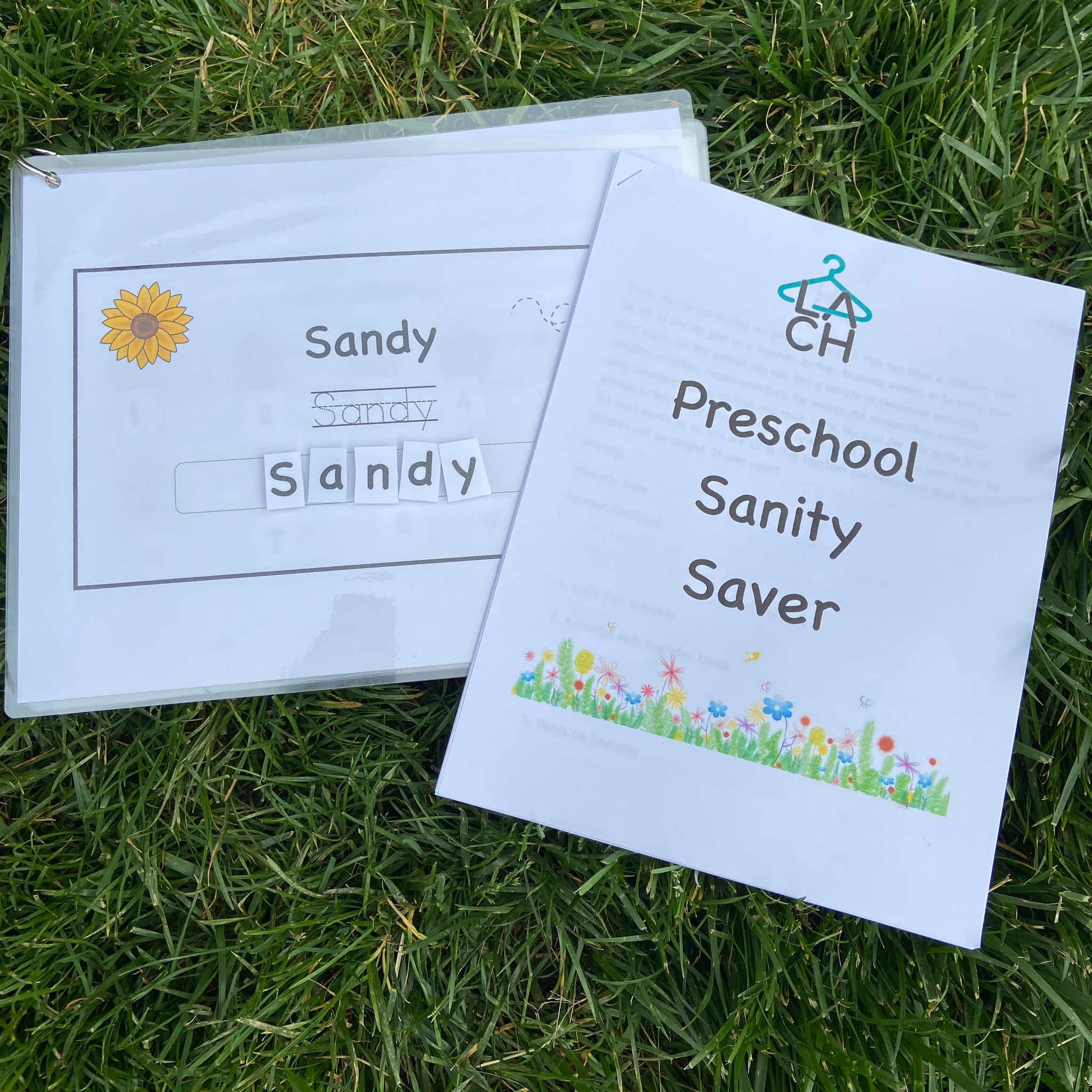 Preschool Sanity Saver