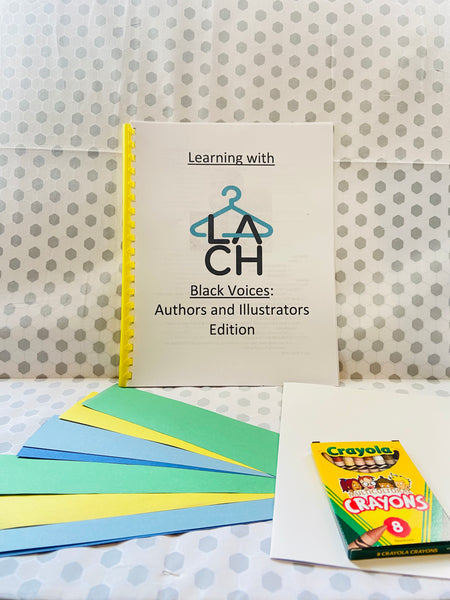 Black Voices: Authors and Illustrators Kit