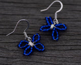 Mini Butterfly Earrings