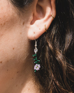 Daisy Vine Earrings