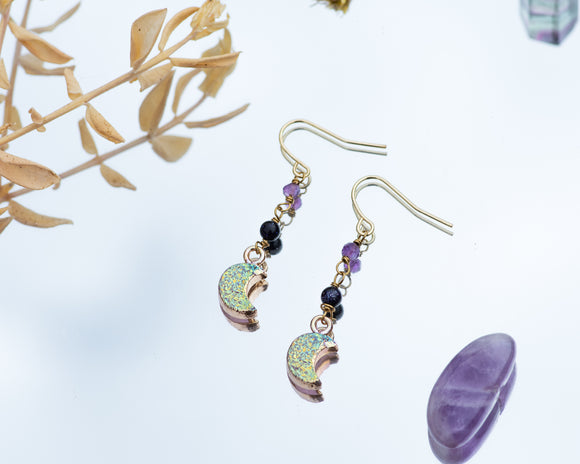 Andromeda Gemstone Earrings