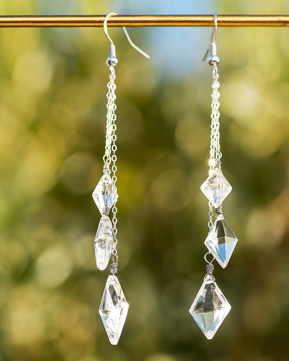 Marissa Quartz Earrings