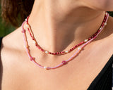 Passion Necklace with Freshwater Pearls