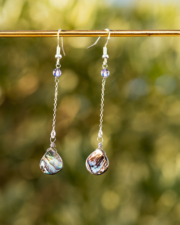 Nantosuelta Crystal Earrings ONE OF A KIND