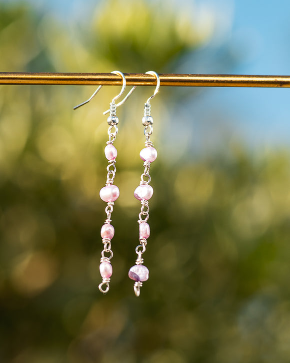 Venus Pearl Earrings