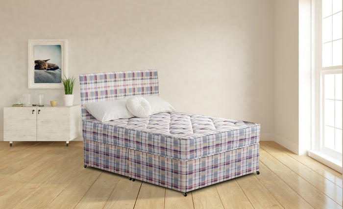 Worcester Bed Set - Divan Base & Mattress