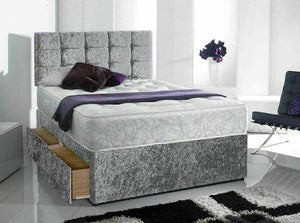 Henley Bed Set - Base, Mattress & Headboard
