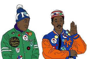 Coming To America Print