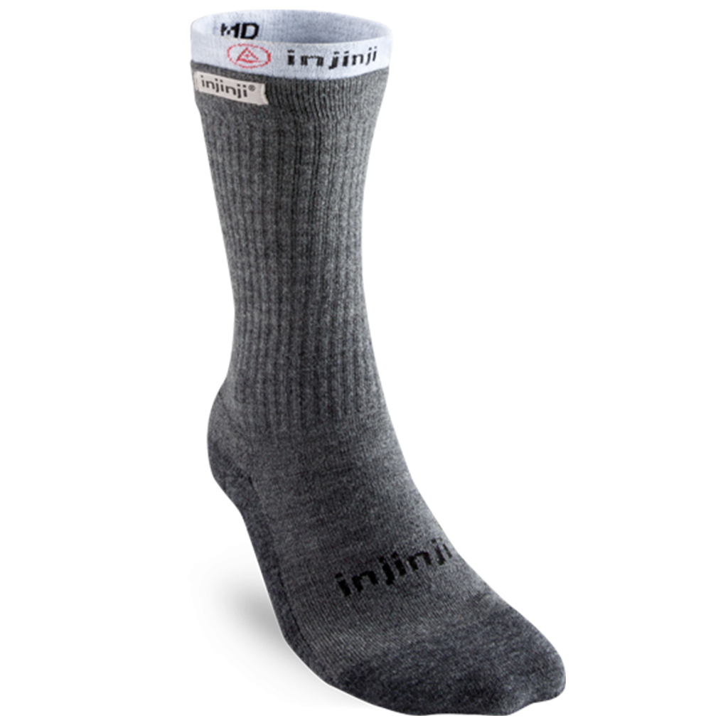 Injinji OUTDOOR HIKER + LINER Men's Crew