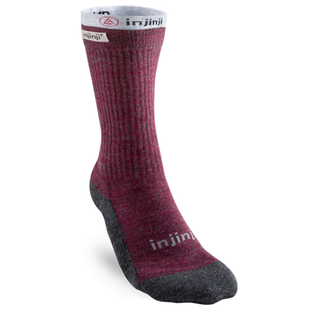 Injinji OUTDOOR HIKER + LINER Womens Crew