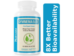 """Lower the sugar in my blood considerably.""- Maria C, Gymnema Elite Customer"