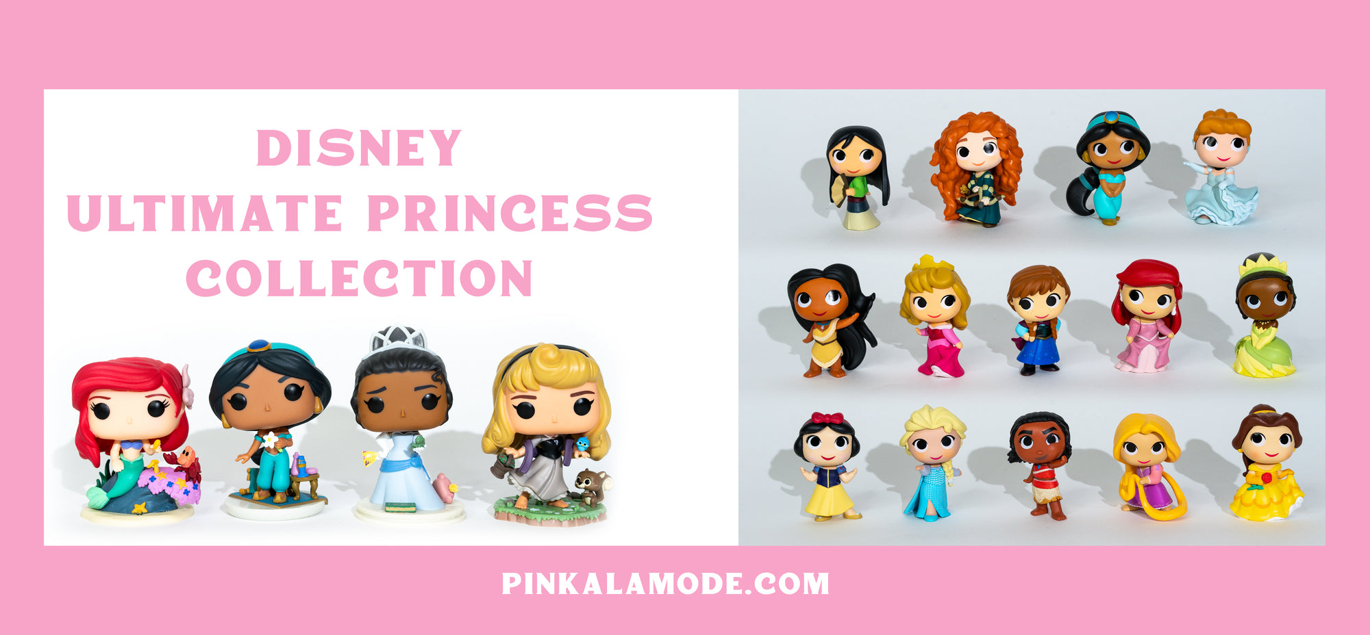 Disney's Ultimate Princess Collection!