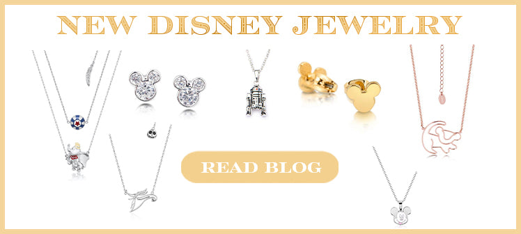 New Disney Fine Jewelry!