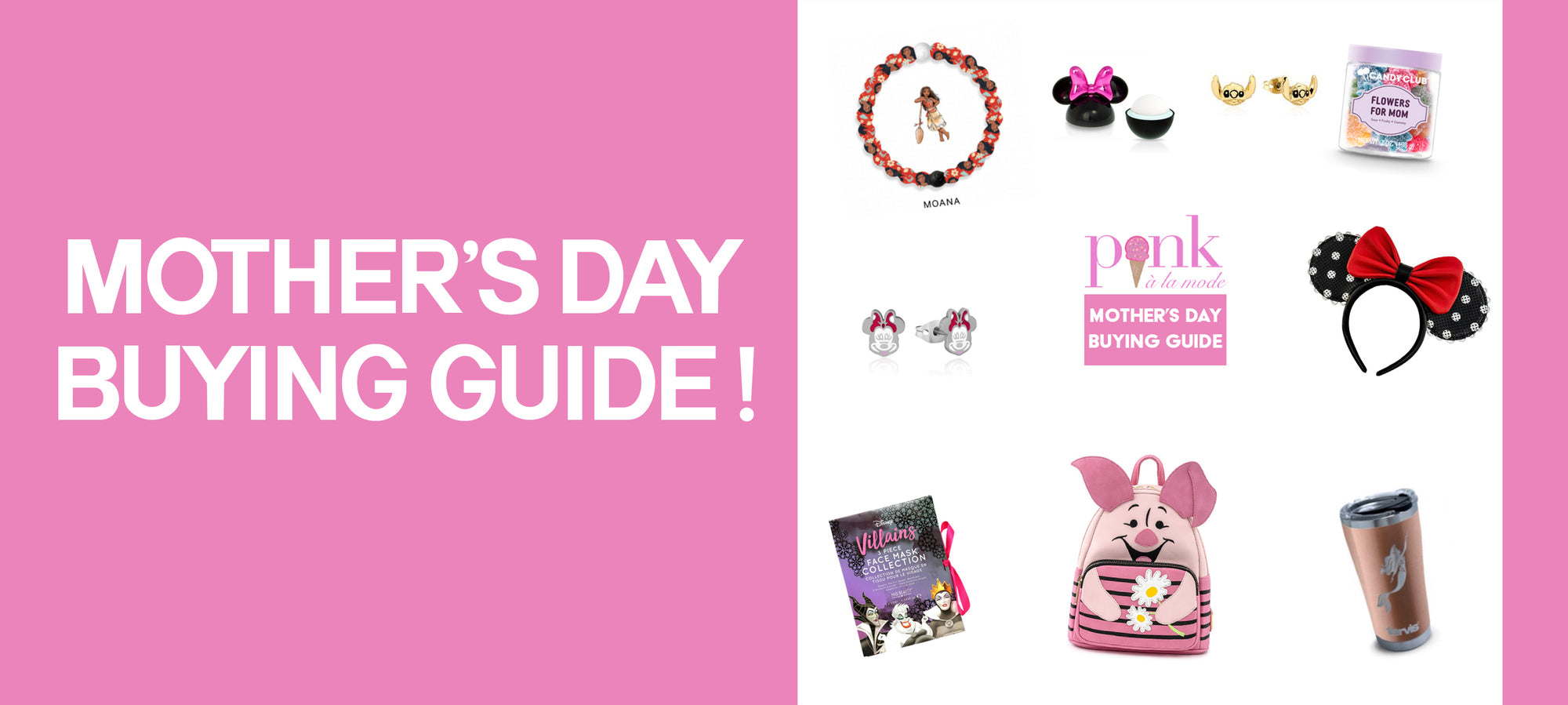Mother's Day Buying Guide!