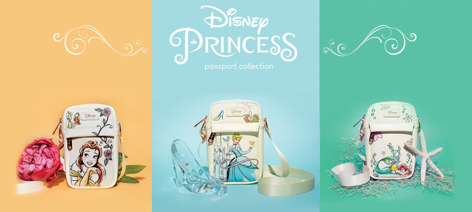 The Princess Passport Collection