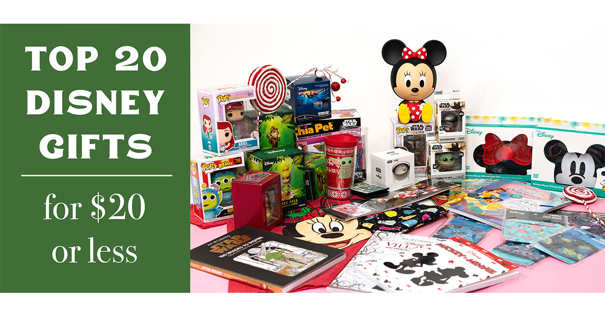 Top 20 Disney Gifts for $20 or Less