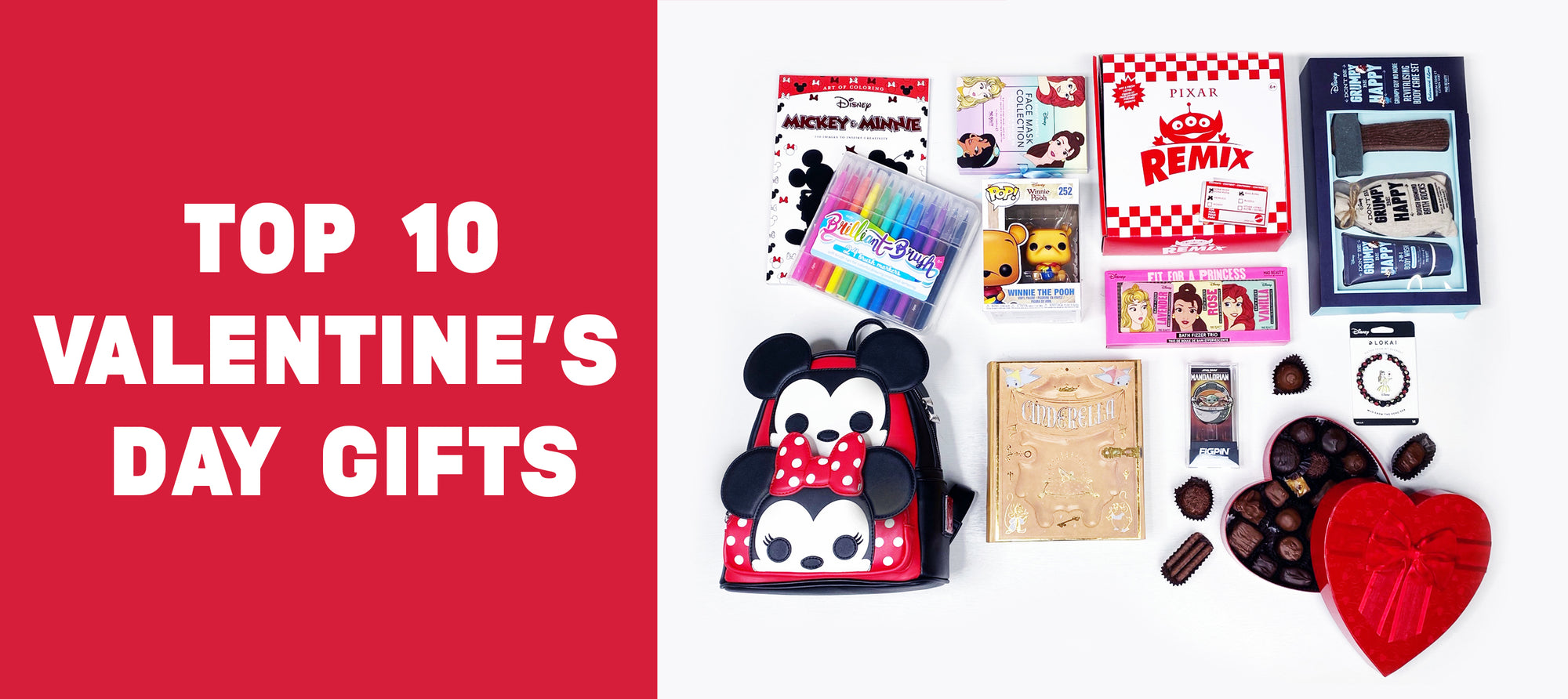 Top 10 Valentine's Day Gifts
