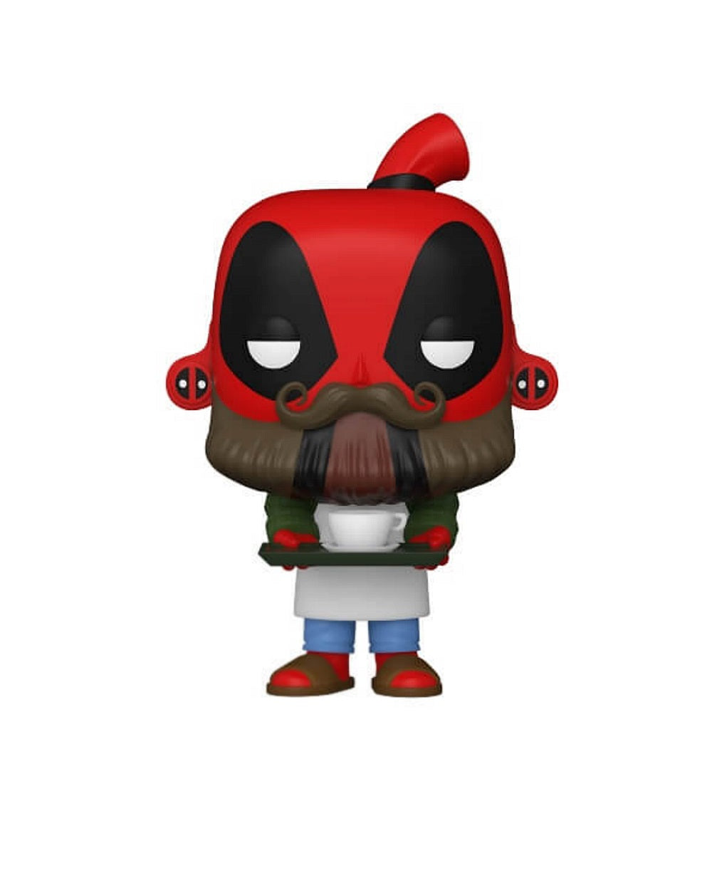 Funko POP - Barista Deadpool #775 - The Pink a la Mode - Funko - The Pink a la Mode