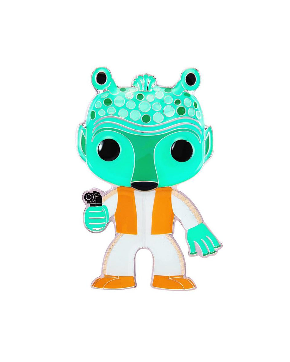 Pop PIN - Star Wars Greedo #04 - The Pink a la Mode - Funko - The Pink a la Mode