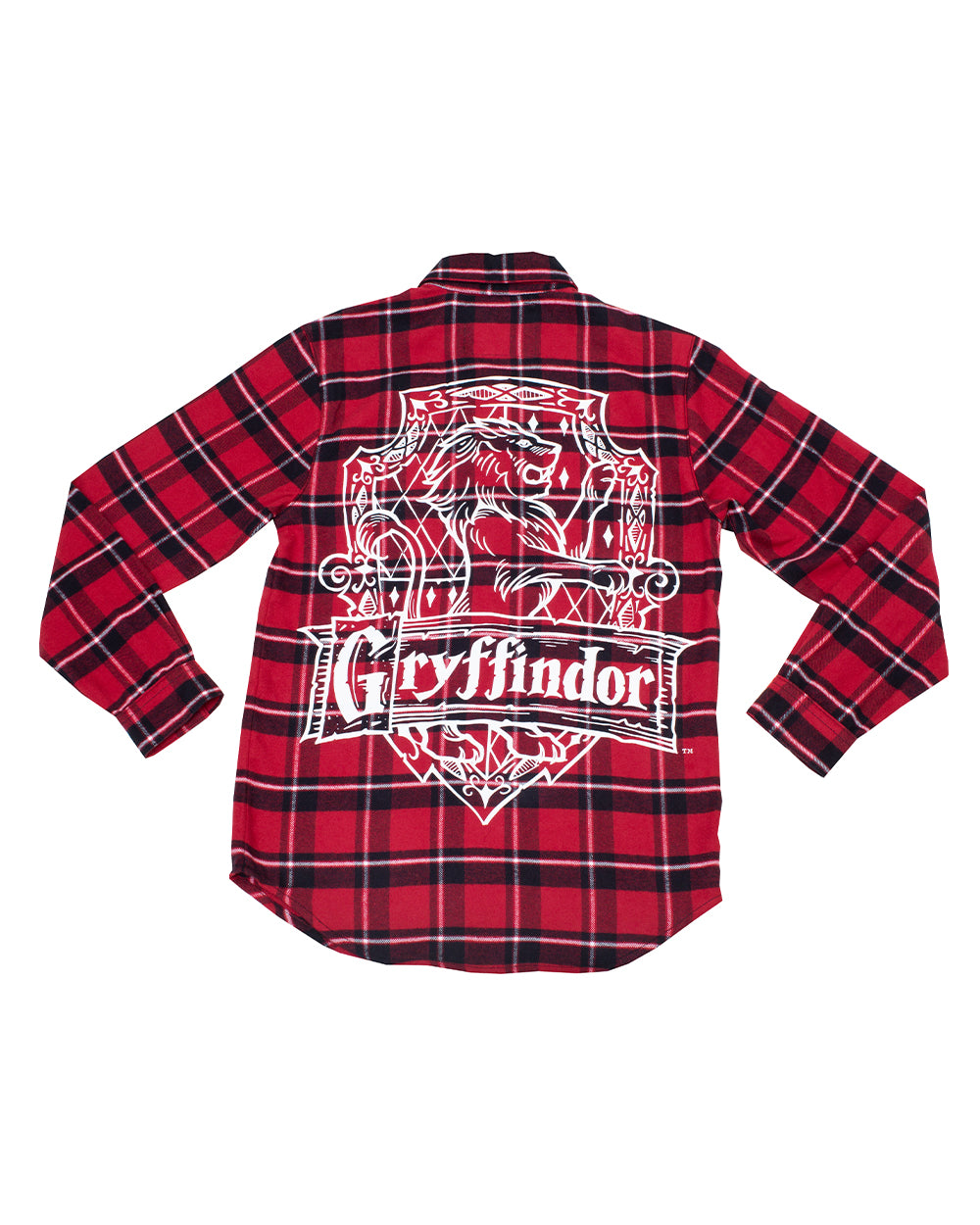 Cakeworthy Harry Potter Gryffindor House Unisex Flannel - The Pink a la Mode - Cakeworthy - The Pink a la Mode