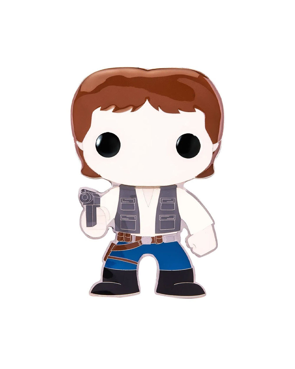 Pop PIN - Star Wars Han Solo #03 - The Pink a la Mode - Funko - The Pink a la Mode