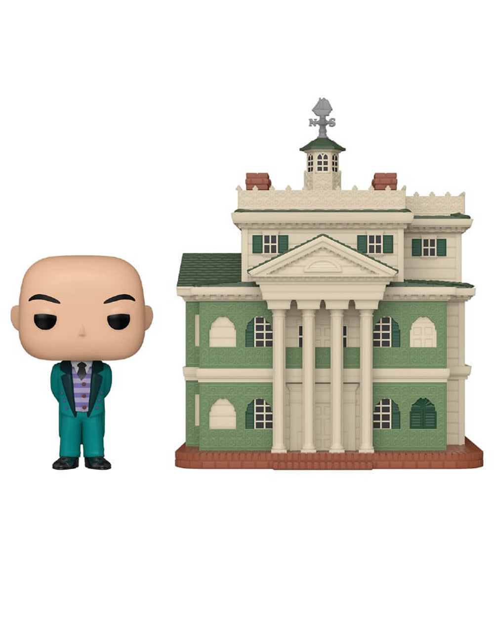 Funko POP - Disney The Haunted Mansion w/ Butler #19 - The Pink a la Mode