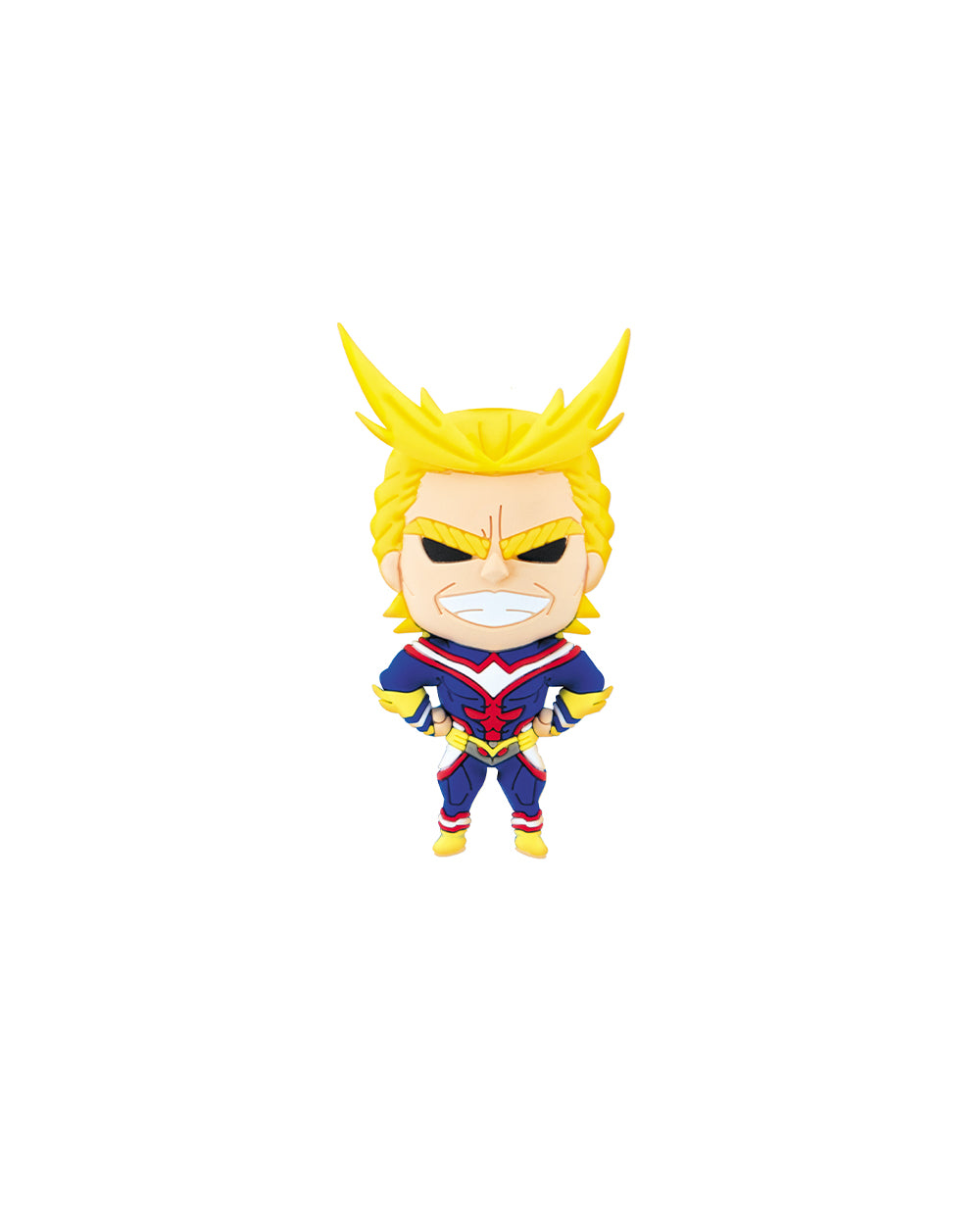 My Hero Academia All Might 3D Magnet - The Pink a la Mode