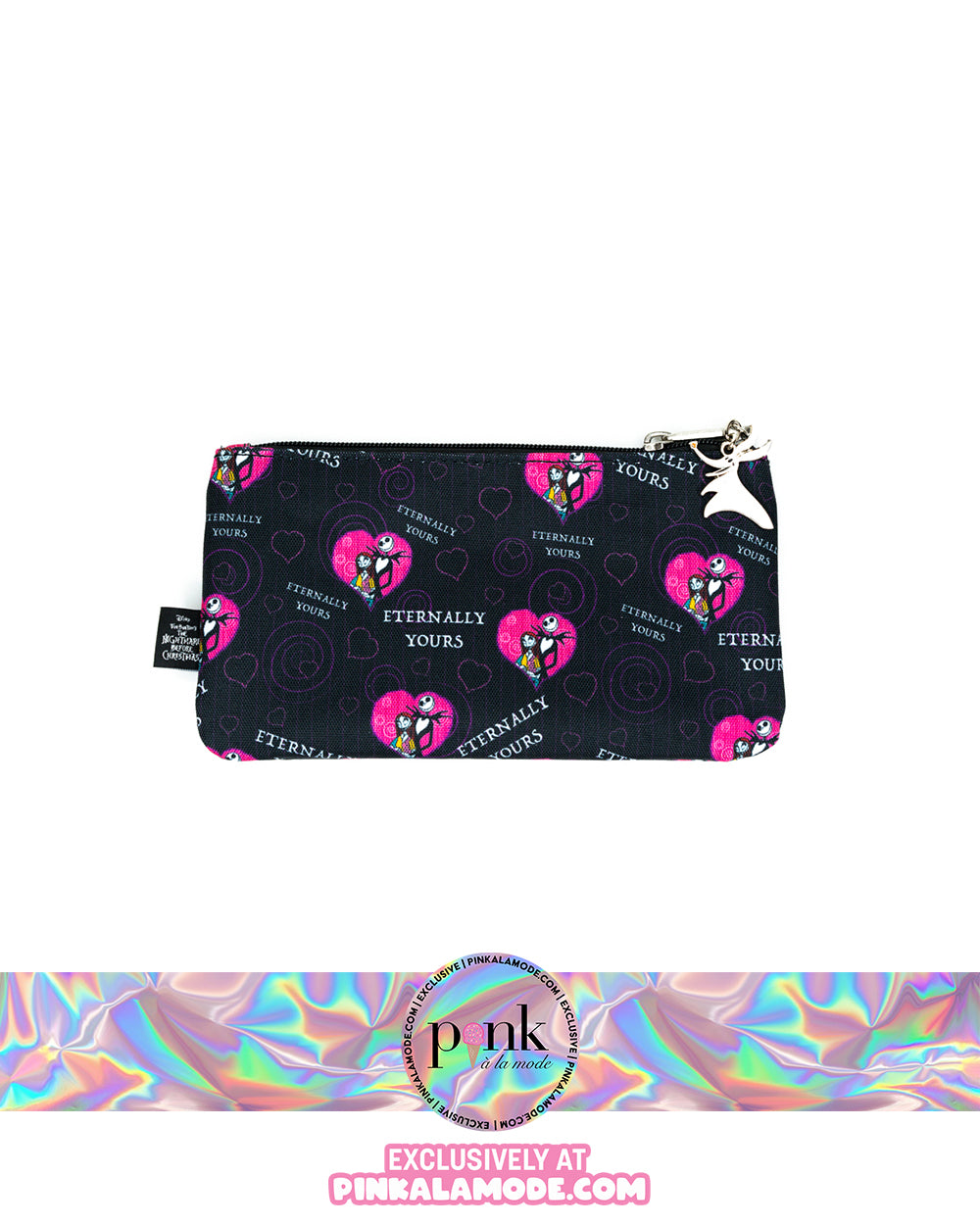 Nightmare Before Christmas Coin Purse - Pink a la Mode Exclusive *PREORDER* - The Pink a la Mode - Loungefly - The Pink a la Mode