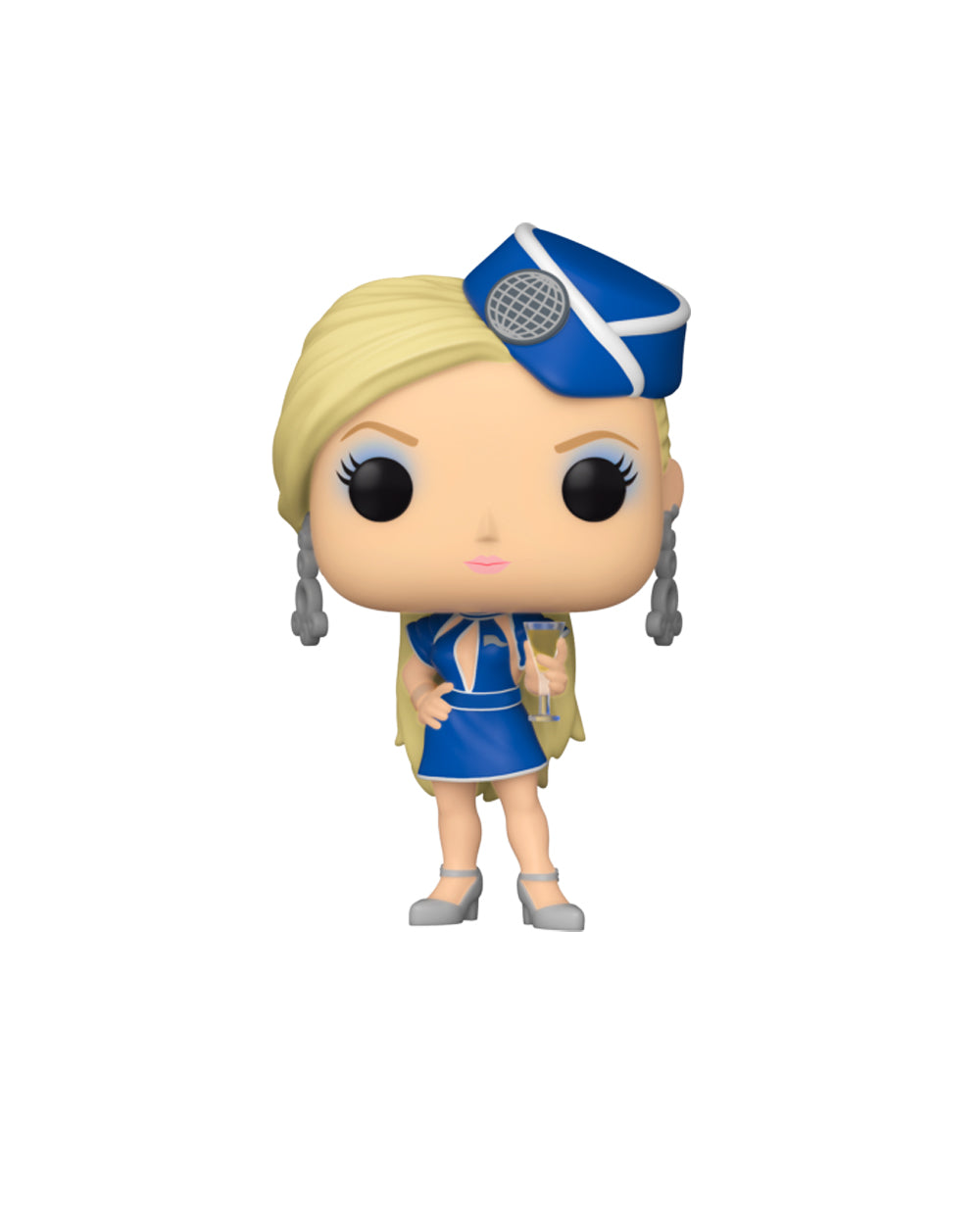 Funko POP - Britney Spears Toxic #208 - The Pink a la Mode - Funko - The Pink a la Mode